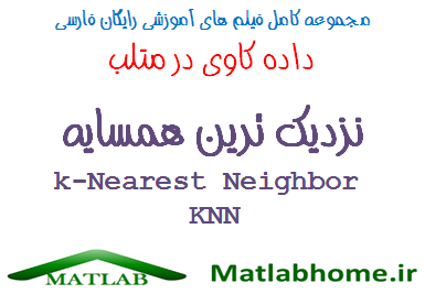 k-Nearest Neighbor KNN Free Download Videos Farsi