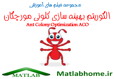 Ant Colony Optimization Algortihm Matlab