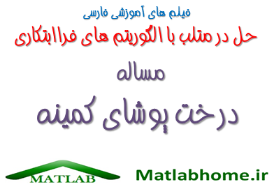 Minimum Spanning Tree Problem Algortihm Download Farsi Videos and matlab code
