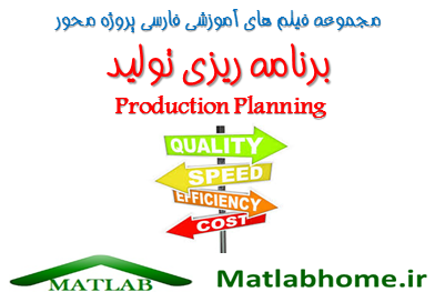 Production Planning Download Matlab Code Farsi Videos