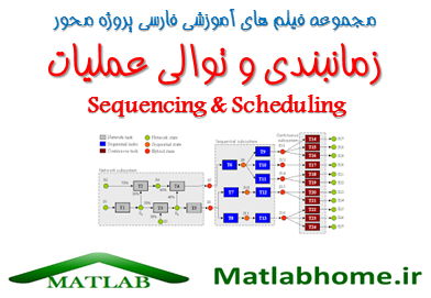 Sequencing & Scheduling Download Matlab Code Farsi Videos