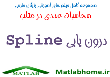 Spline Interpolation Free Download Videos Farsi