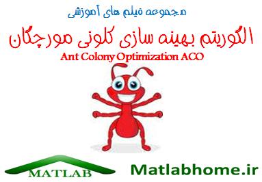 Ant Colony Optimization Algortihm Matlab