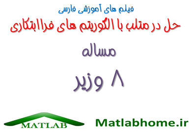 8 Queen Algorithm Free Download Matlab Code Farsi Videos