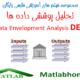 تحلیل پوششی داده ها