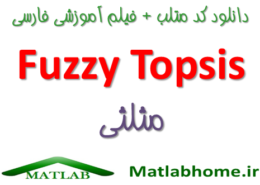 Triangular Fuzzy Topsis Videos