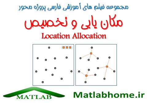 location allocation problems Matlab Code Farsi Videos