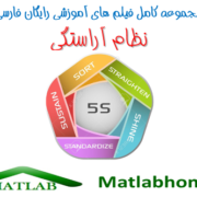 دانلود رایگان فیلم آموزش نظام آراستگی 5S به زبان فارسی